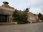 Bývalý Stalinův pomník