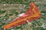 Mapování a tvorba OP dálnice A7 (Francie)