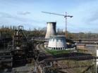Železárny Třinec - chladící věž