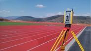 Vytyčení lajnování a certifikace IAAF stadionů v Srbsku a Bosně